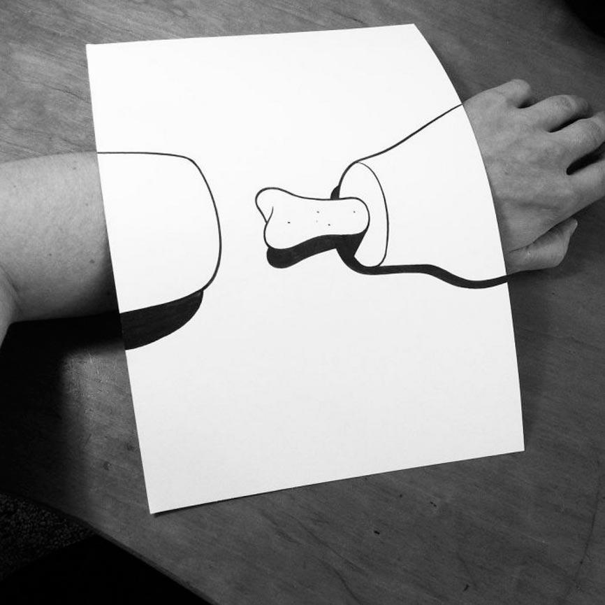 Креативные 3D рисунки creative drawings