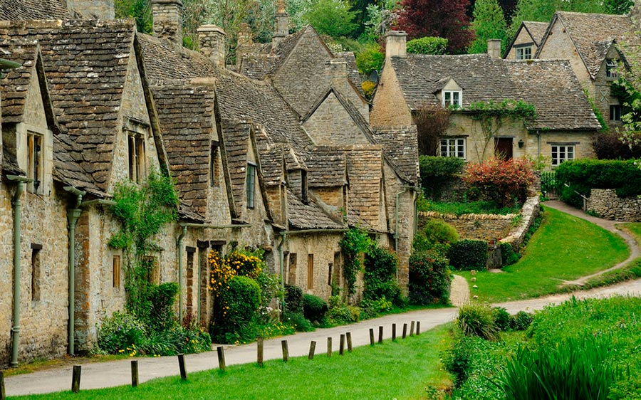 England interesting places Интересные места Англия Котсуолд Cotswold