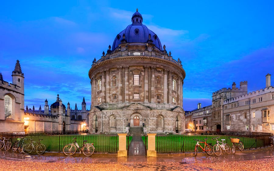 England interesting places Интересные места Англия Оксфорд Oxford