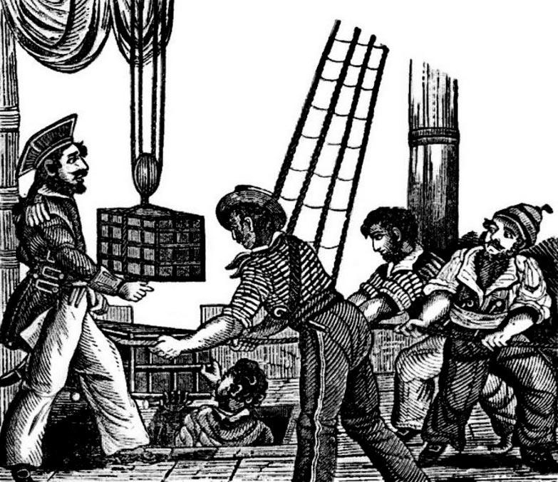 пираты в истории Генри Эвери