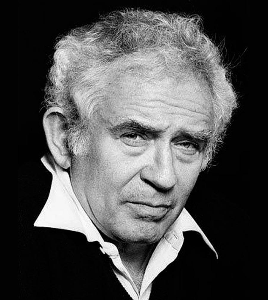 Великие умы истории женоненавистники Норман Мейлер Norman Mailer