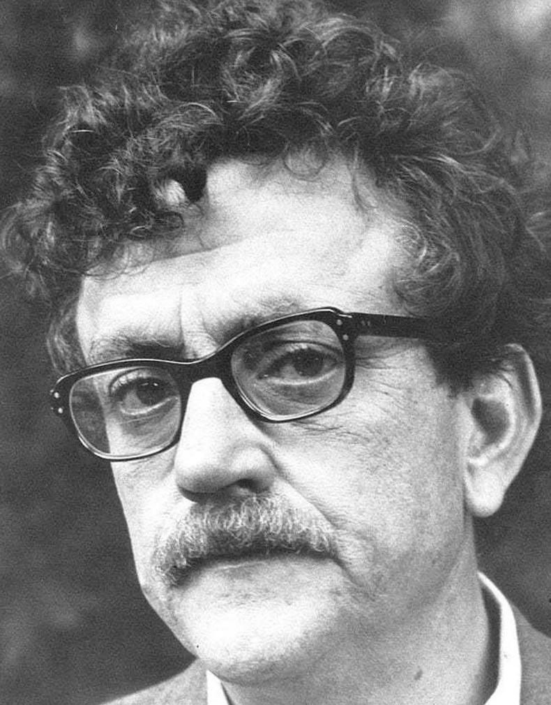 Великие умы истории женоненавистники Курт Воннегут Kurt Vonnegut