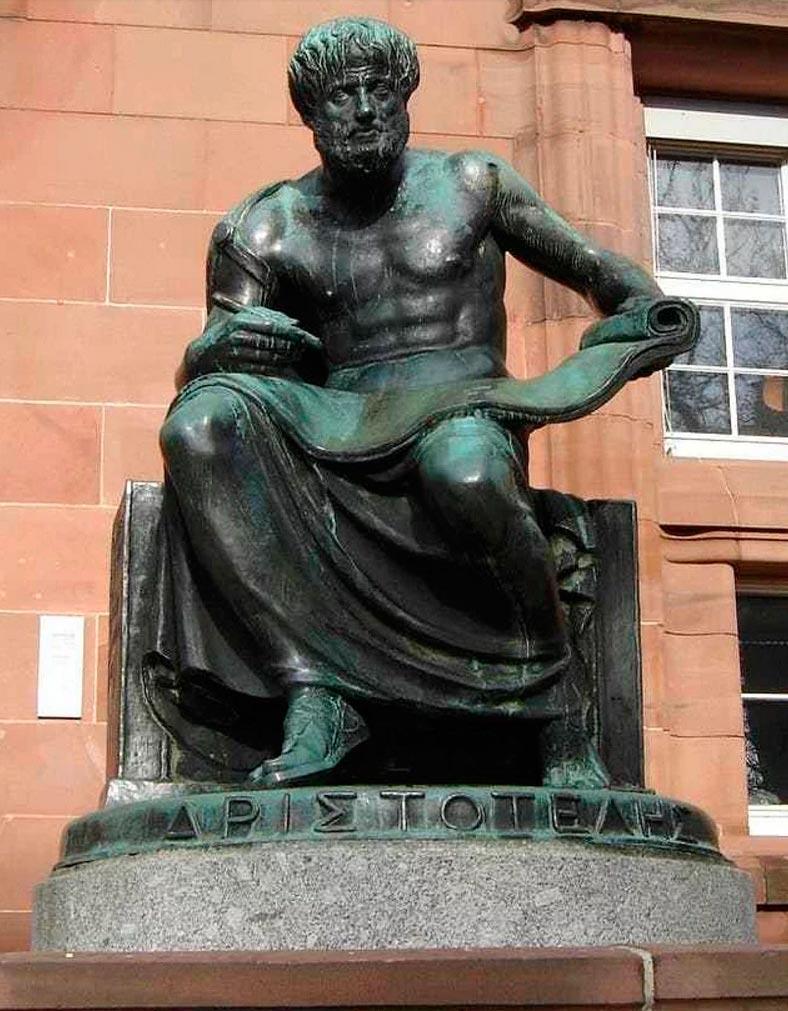 Великие умы истории женоненавистники Аристотель Aristotle