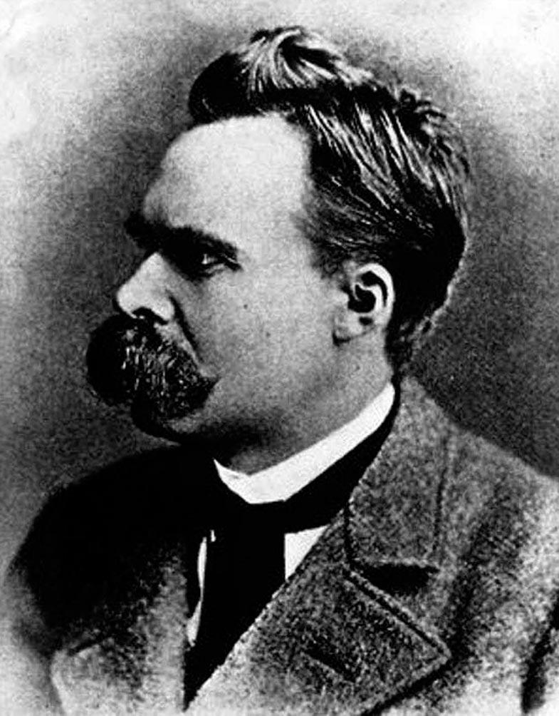 Великие умы истории женоненавистники Ницше Nietzsche
