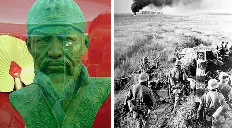 совпадения в истории