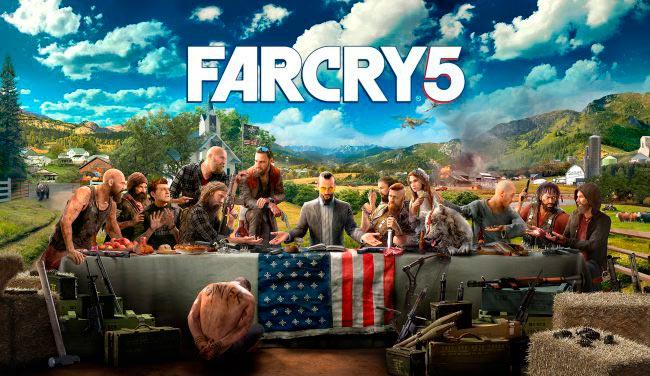 ИгроМир впечатления от видеоигр Far Cry 5