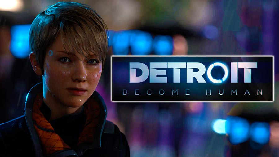 ИгроМир впечатления от видеоигр Detroit: Become Human