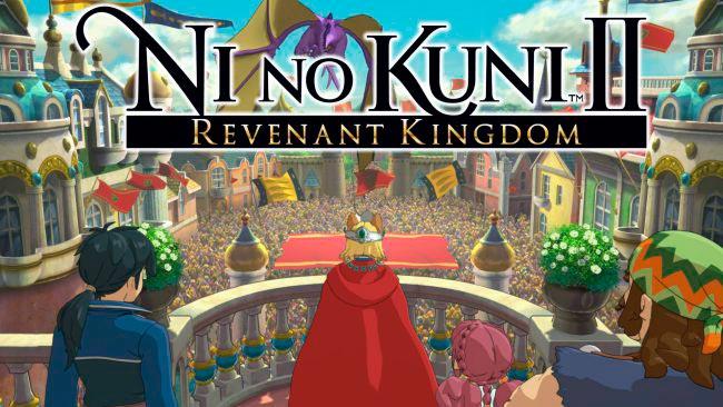 ИгроМир впечатления от видеоигр Ni No Kuni II: Revenant Kingdom