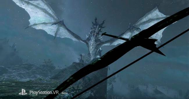 Впечатления от видеоигр ИгроМир The Elder Scrolls V: Skyrim VR