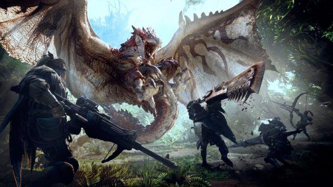 Впечатления от видеоигр ИгроМир Monster Hunter: World