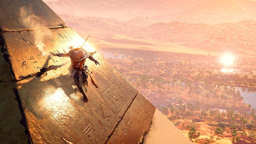 Впечатления от видеоигр ИгроМир Assassin's Creed: Origins