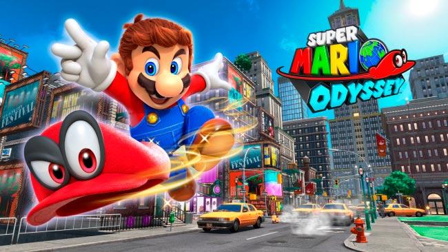 Впечатления от видеоигр ИгроМир Super Mario Odyssey
