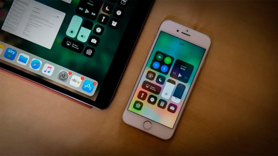 update Apple выпустила iOS 11.0.3