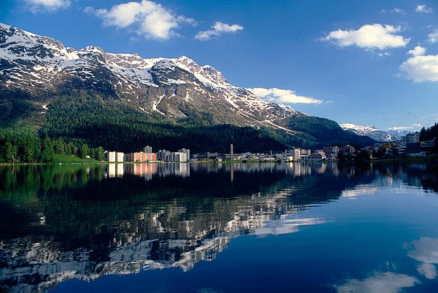 Путешествие с пользой для здоровья Санкт-Мориц Швейцария St. Moritz Switzerland