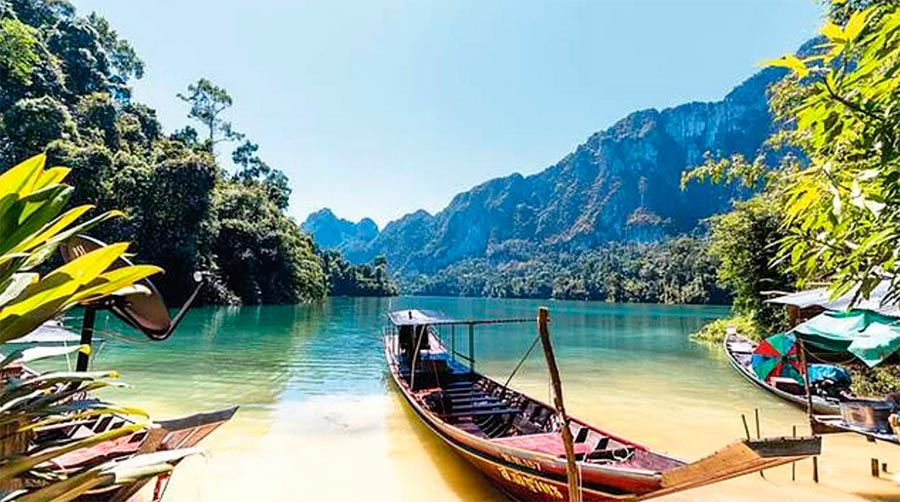 Путешествие с пользой для здоровья Таиланд Thailand