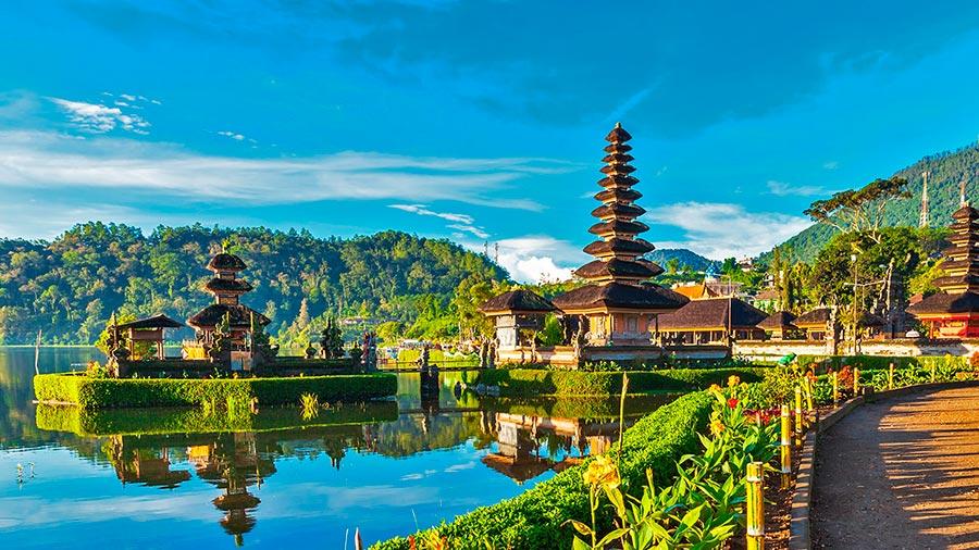 Путешествие с пользой для здоровья Бали Bali