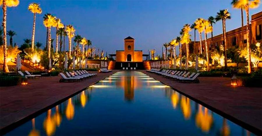 Путешествие с пользой для здоровья Марракеш Марокко Marrakesh Morocco