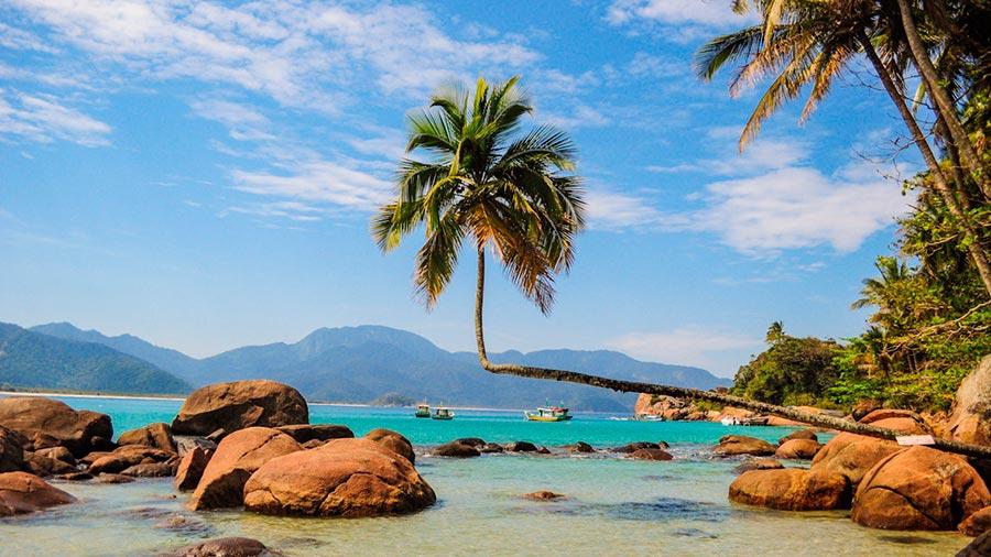 Путешествие с пользой для здоровья Остров Илья-Гранди Рио-де-Жанейро Бразилия Rio de Janeiro Brazil