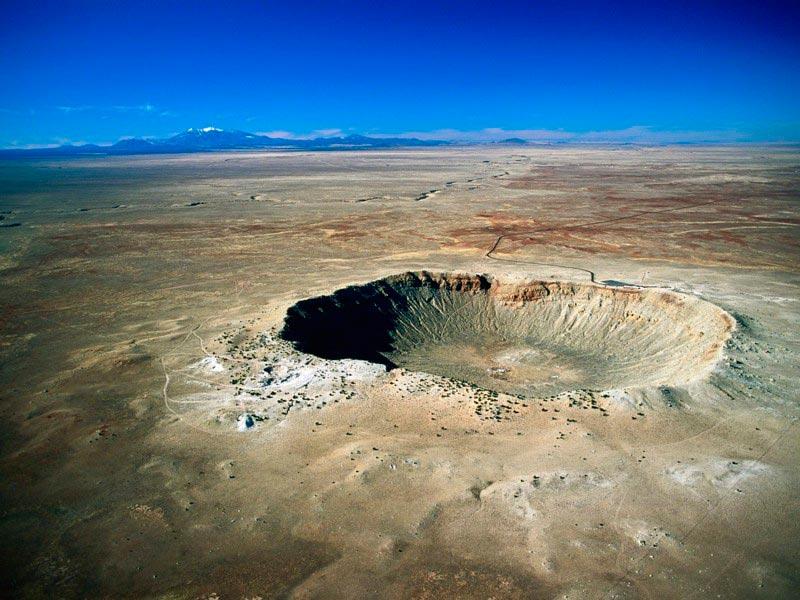 Крупнейшие метеоритные удары в истории Купол Вредефорт, Южная Африка