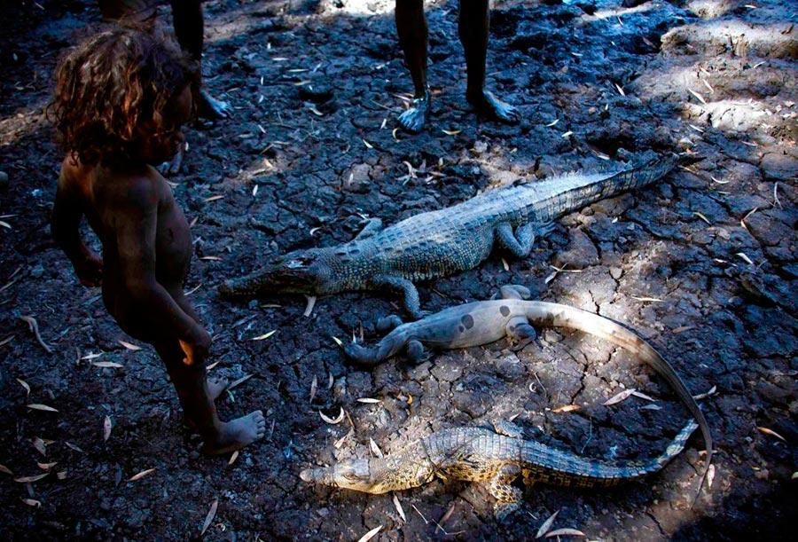 Australia Австралия жизнь аборигенов Yolngu