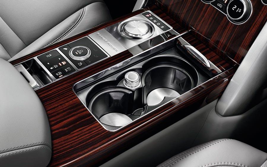 роскошные серийные автомобили Range Rover SV Autobiography LWB