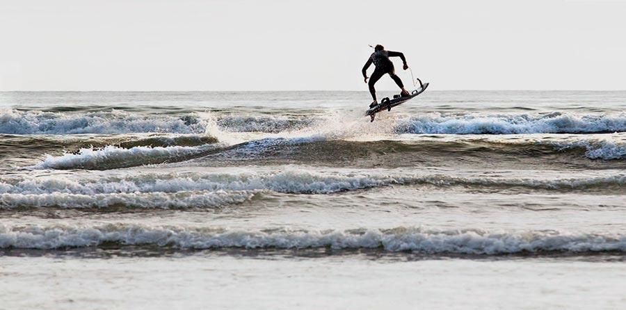 surfboard Mako доска для сёрфинга с реактивным двигателем