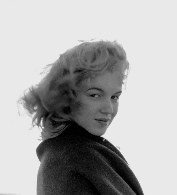 20-летняя Мэрилин Монро: редкие фото Marilyn Monroe