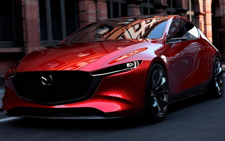 Новая Mazda3: концепт Kai