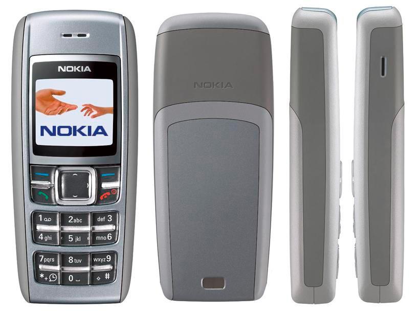 Мобильные телефоны-бестселлеры Nokia 1600