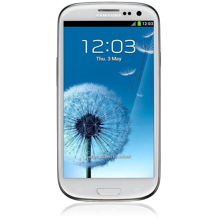 Мобильные телефоны-бестселлеры Samsung Galaxy S III