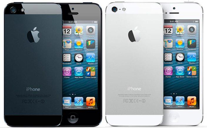 Мобильные телефоны-бестселлеры iPhone 5