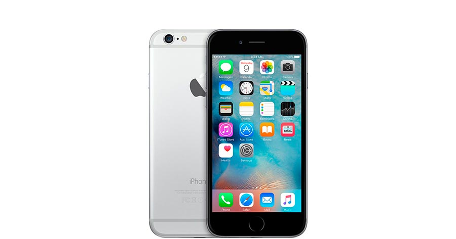Мобильные телефоны-бестселлеры iPhone 6 6plus