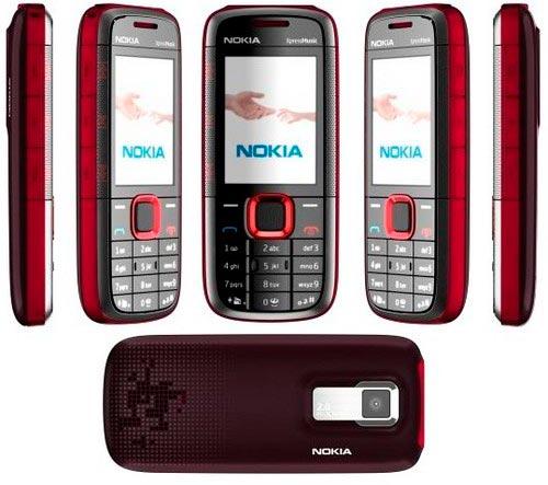 Мобильные телефоны-бестселлеры Nokia 5130