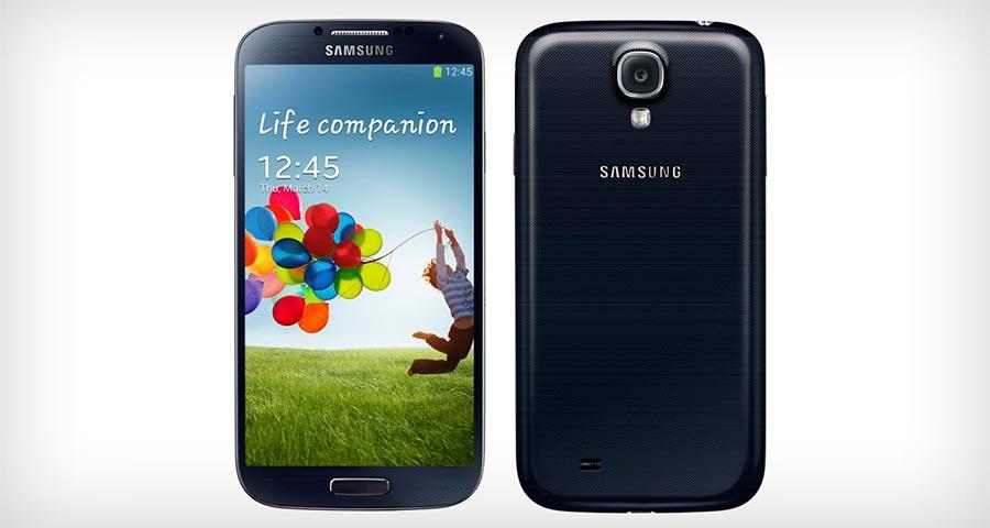 Мобильные телефоны-бестселлеры Samsung Galaxy S4
