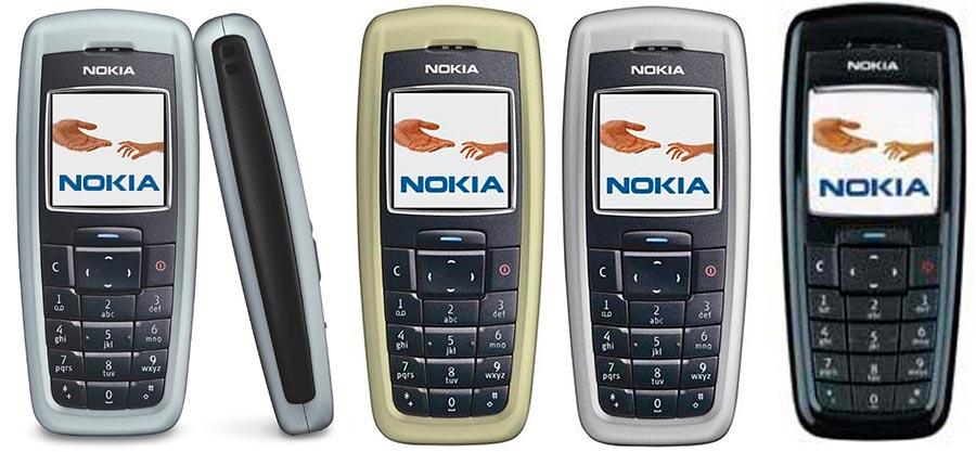 Мобильные телефоны-бестселлеры Nokia 2600