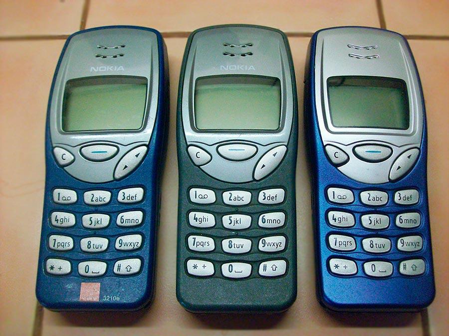 Мобильные телефоны-бестселлеры Nokia 3210