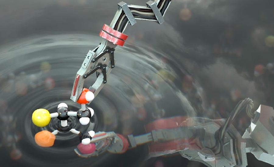 молекулярный робот