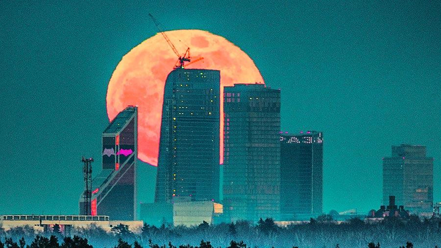 Луной займутся в Королёве