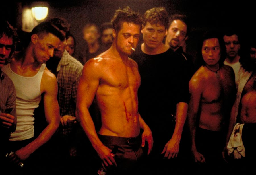 Замысловатые фильмы, которые хочется пересмотреть Бойцовский клуб Fight Club