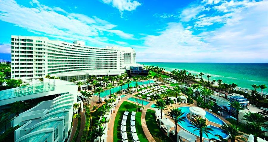 посещаемые города мира на 2017 год Майами США Miami USA