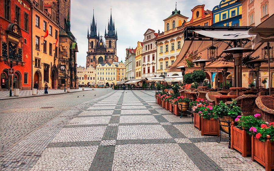 посещаемые города мира на 2017 год Прага Чехия Prague Czech Republic