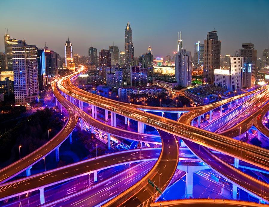 посещаемые города мира на 2017 год Шанхай Китай Shanghai China