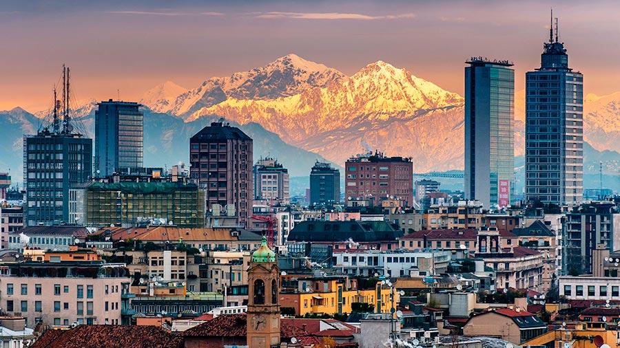 посещаемые города мира на 2017 год Милан Италия Milan Italy
