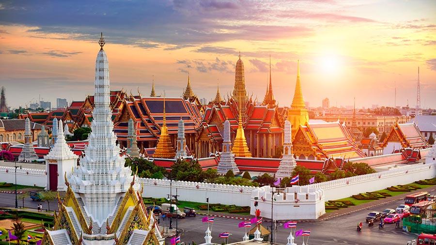 посещаемые города мира на 2017 год Бангкок Таиланд Bangkok Thailand