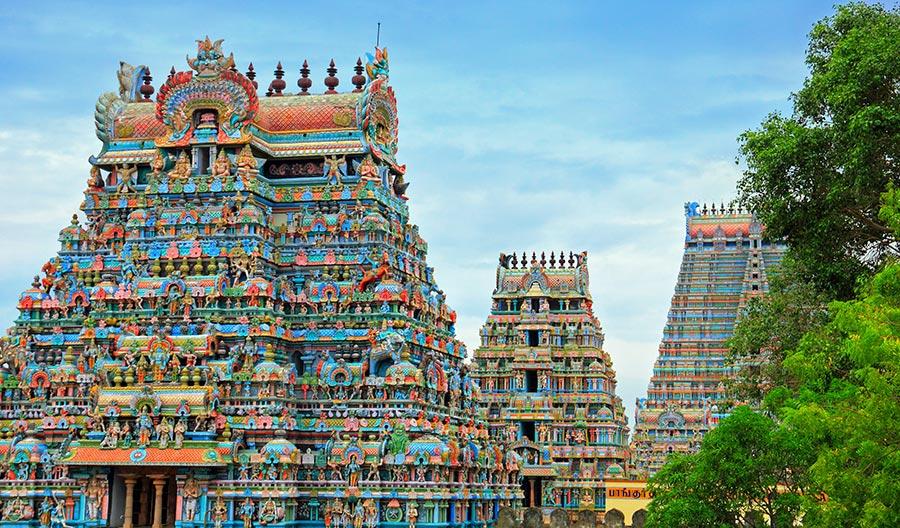 посещаемые города мира на 2017 год Ченнаи Индия Chennai India