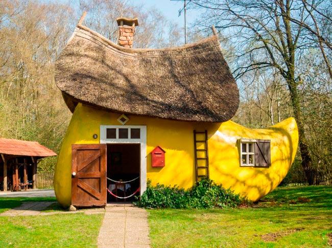 Самые оригинальные дома в мире Обувной дом, Нидерланды