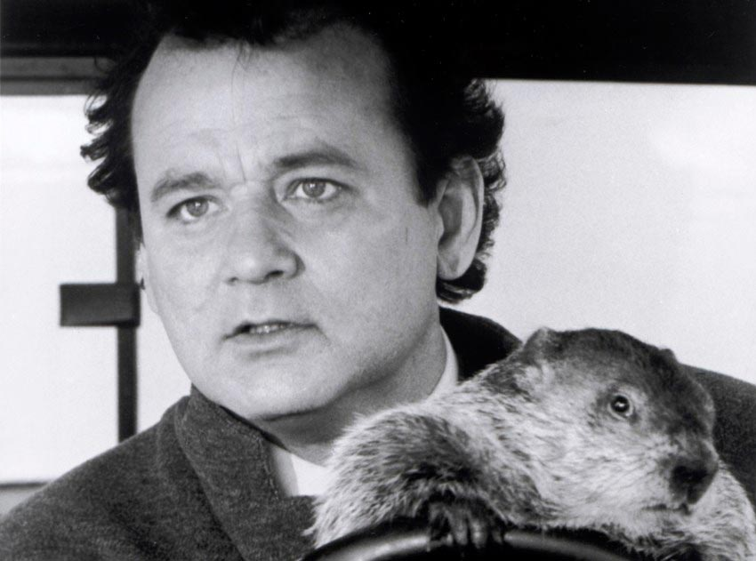 Философские фильмы, расширяющие сознание День сурка Groundhog Day
