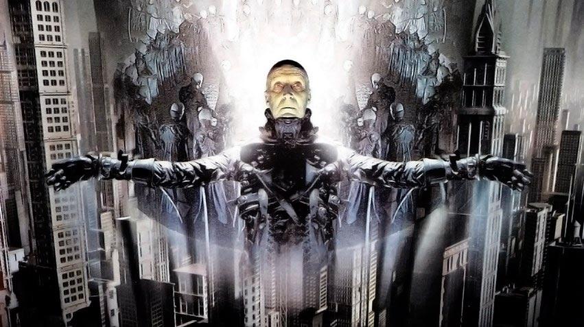 Философские фильмы, расширяющие сознание Тёмный город Dark City