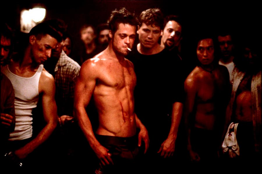 Философские фильмы, расширяющие сознание Бойцовский клуб Fight Club