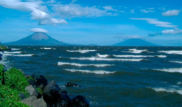 Места на Земле могут исчезнут Озеро Никарагуа